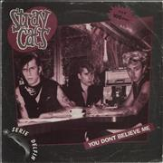Click here for more info about 'Stray Cats - You Don't Believe Me - VG'