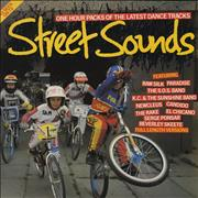 Street Sounds Compilation Street Sounds - Edition 6 UK vinyl LP