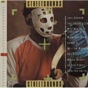Street Sounds Compilation Street Sounds Edition 18 UK vinyl LP