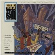 Street Sounds Compilation Street Sounds Edition 20 UK vinyl LP
