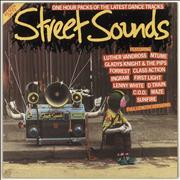 Street Sounds Compilation Street Sounds Edition 4 - Full Length Versions UK vinyl LP