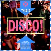 Street Sounds Compilation This Is Disco! UK 2-LP vinyl set