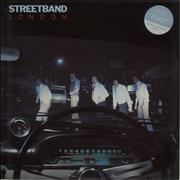 Click here for more info about 'Streetband - London - Clear Vinyl'