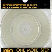 Click here for more info about 'Streetband - One More Step - Clear Vinyl'