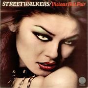 Click here for more info about 'Streetwalkers - Vicious But Fair'
