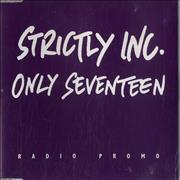 Click here for more info about 'Strictly Inc - Only Seventeen'