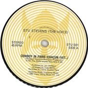 Click here for more info about 'Stu Stevens - Cowboy In Paris [Chacun Fait...]'