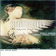 Click here for more info about 'Stutterfly - And We Are Bled of Color - Autographed'