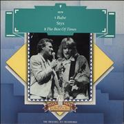 Click here for more info about 'Styx - Babe - Picture Sleeve'