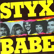 Click here for more info about 'Styx - Babe'
