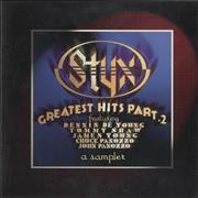 Click here for more info about 'Styx - Greatest Hits Part 2'