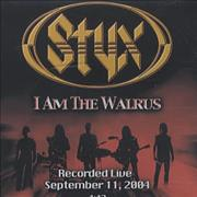 Click here for more info about 'Styx - I Am The Walrus'