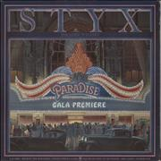 Click here for more info about 'Styx - Paradise Theatre'
