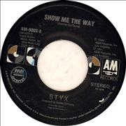 Click here for more info about 'Styx - Show Me The Way'