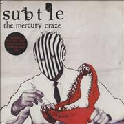 Click here for more info about 'Subtle - The Murcury Craze'