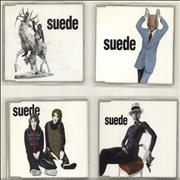 Click here for more info about 'Suede - CD Single Bundle - 4 CDs'