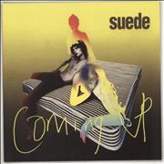 Click here for more info about 'Suede - Coming Up - 180gm Vinyl'