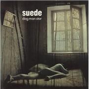 Suede Dog Man Star - EX UK 2-LP vinyl set