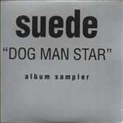 Click here for more info about 'Suede - Dog Man Star Album Sampler'