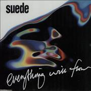 Click here for more info about 'Suede - Everything Will Flow'