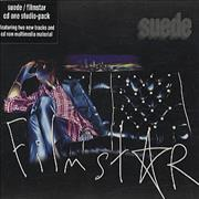 Click here for more info about 'Suede - Film Star - Cd1 - Studio Pack'