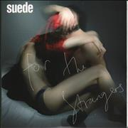 Click here for more info about 'Suede - For The Strangers / Hit Me'