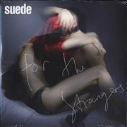Click here for more info about 'Suede - For The Strangers / Hit Me - Sealed'