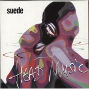 Suede Head Music + Booklet UK 2-LP vinyl set