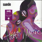 Click here for more info about 'Suede - Head Music - 180gm - Sealed'