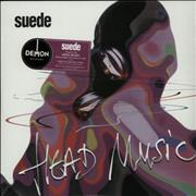 Click here for more info about 'Suede - Head Music - 180gm Vinyl - Sealed'