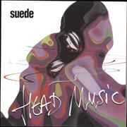 Click here for more info about 'Suede - Head Music - 180gram Purple Vinyl'