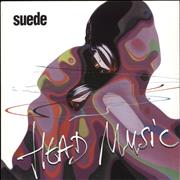 Click here for more info about 'Suede - Head Music - 180gram Vinyl'