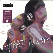 Click here for more info about 'Suede - Head Music - RSD19 - Multi-Coloured Vinyl - Sealed'