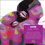 Click here for more info about 'Suede - Head Music: 20th Anniversary Edition + DVD - Sealed'