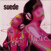 Click here for more info about 'Suede - Head Music'