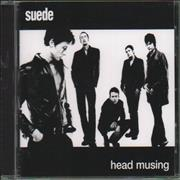 Click here for more info about 'Suede - Head Musing'
