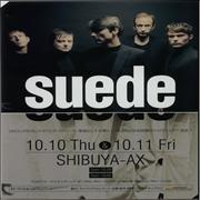 Click here for more info about 'Suede - Live in Tokyo 2013'