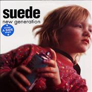 Click here for more info about 'Suede - New Generation / Together'