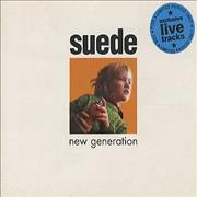 Click here for more info about 'Suede - New Generation'