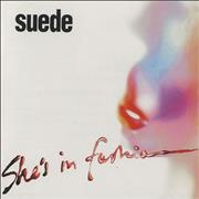 Click here for more info about 'Suede - She's In Fashion'