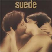 Click here for more info about 'Suede - Suede - 180gram Brown Vinyl'