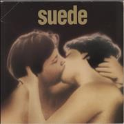 Click here for more info about 'Suede - Suede - EX'