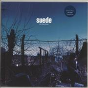 Click here for more info about 'Suede - The Blue Hour - Blue Vinyl - Sealed'