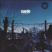 Click here for more info about 'Suede - The Blue Hour - Blue Vinyl'