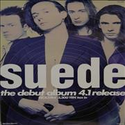 Click here for more info about 'Suede - The Debut Album 4.1 Release'