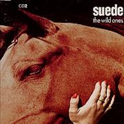 Click here for more info about 'Suede - The Wild Ones - CD2'