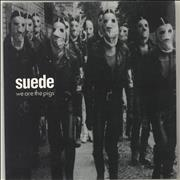 Click here for more info about 'Suede - We Are The Pigs - Numbered Sleeve'