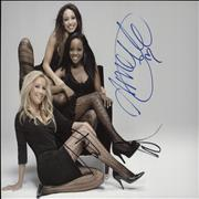 Click here for more info about 'Sugababes - Fully Autographed Photo'