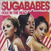 Click here for more info about 'Sugababes - Hole In The Head'