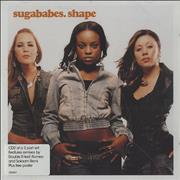 Click here for more info about 'Sugababes - Shape - Part 2'
